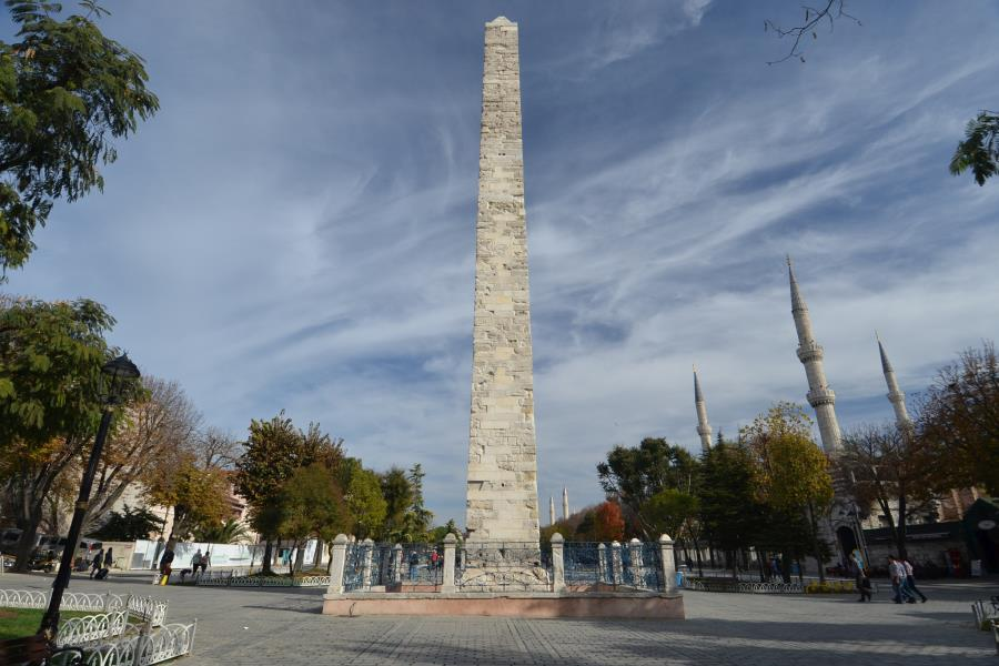 Hippodrome and Obelisks in Byzantine and Ottoman Traces Tour by Travel Tips Turkey