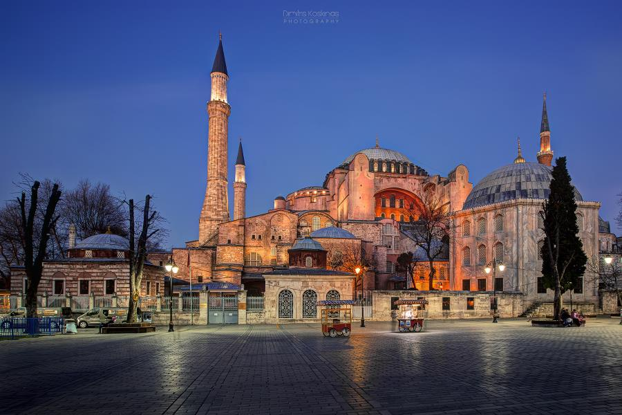 Hagia Sophia in Byzantine and Ottoman Traces Tour by Travel Tips Turkey