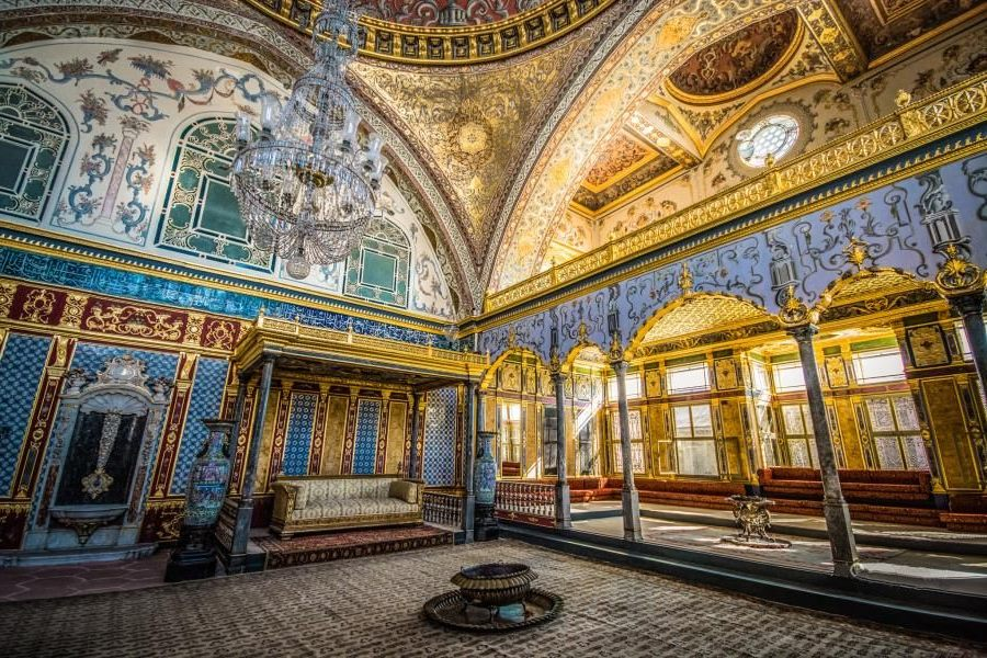 Topkapi Palace in Byzantine and Ottoman Traces Tour by Travel Tips Turkey