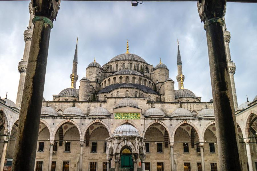 Sultanahmet Blue Mosque in Byzantine and Ottoman Traces Tour by Travel Tips Turkey