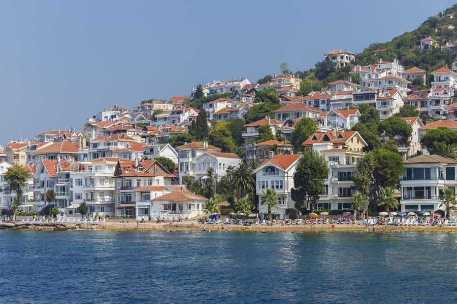 Villas and Hotels on Prices' Islands in Princes' Islands in Total Tour by Travel Tips Turkey