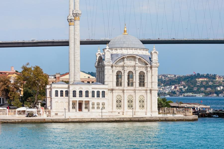 Ortakoy Mosque in Bosphorus & Golden Horn Cruise by Travel Tips Turkey