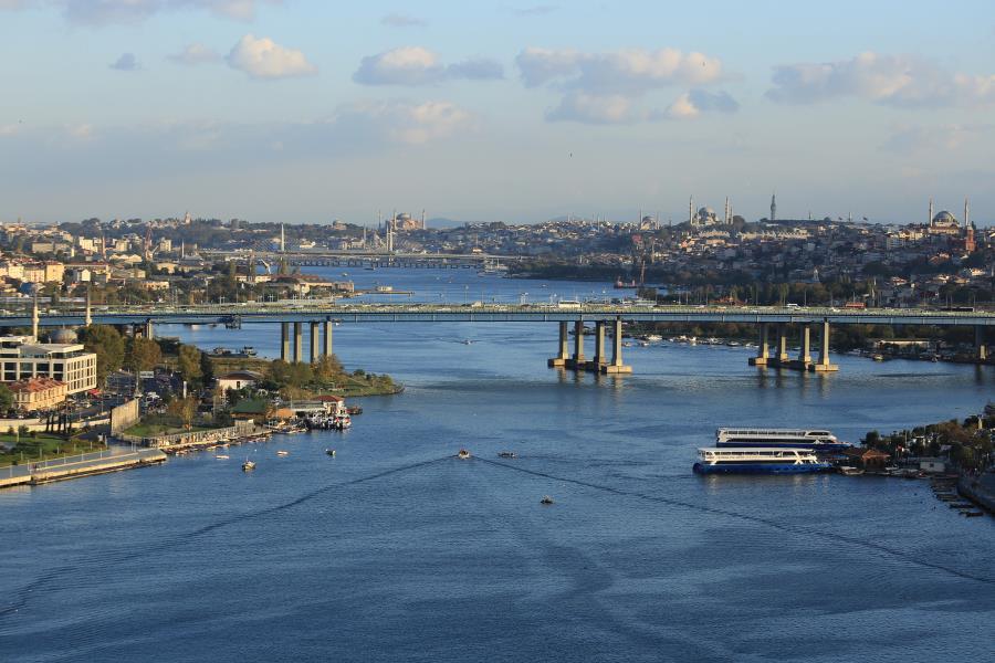 Golden Horn in Bosphorus & Golden Horn Cruise by Travel Tips Turkey